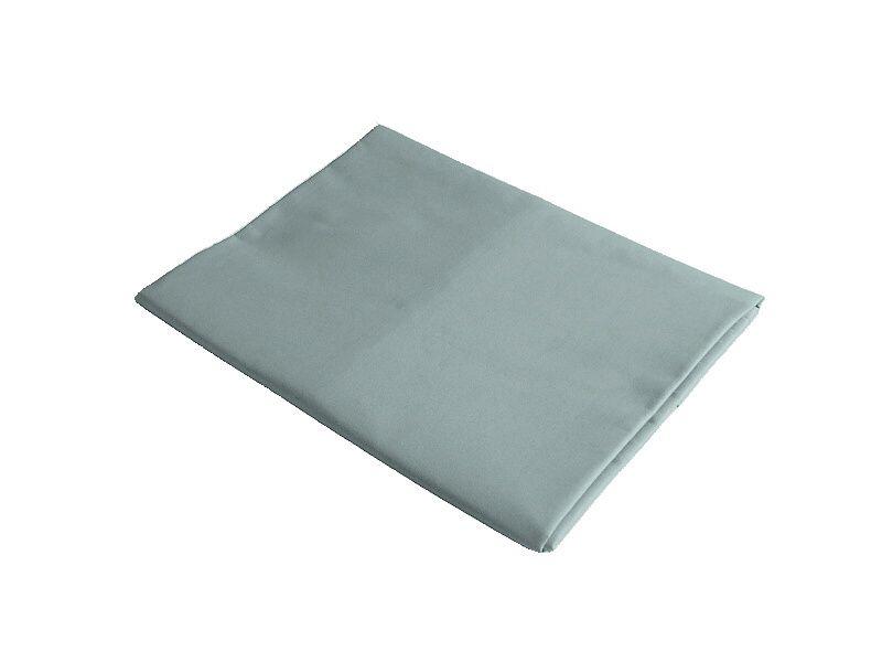 Jednobarevné kvalitní bavlněné prostěradlo v barvě šedé, Dadka