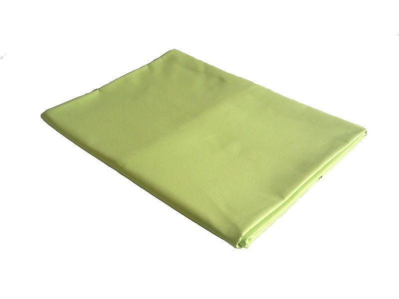 Bavlněné prostěradlo, zelené Dadka