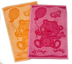Dětský ručník Bear 30x50 cm