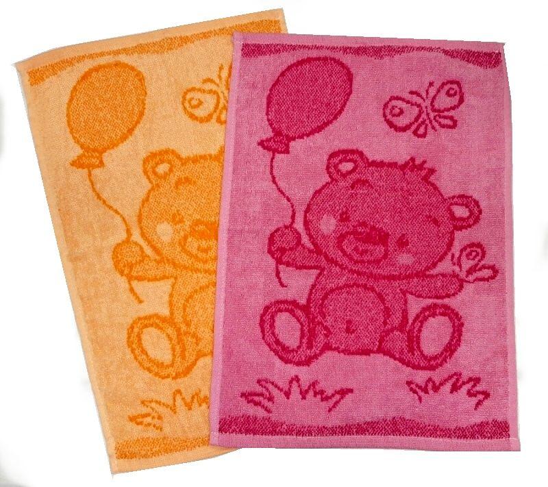Dětský ručník Bear 30x50 cm Profod