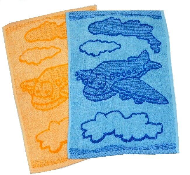 Dětský ručník Plane 30x50 cm Profod