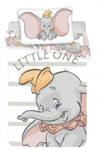 Disney povlečení do postýlky Dumbo baby