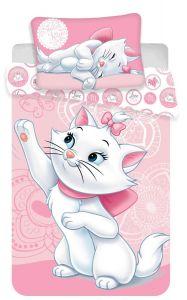 Bavlněné povlečení do postýlky Disney Marie cat baby