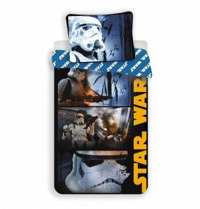 Bavlněné povlečení Star Wars Stormtroopers