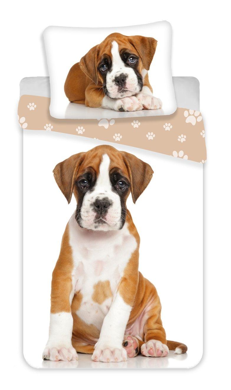 Povlečení fototisk Dog brown Jerry Fabrics