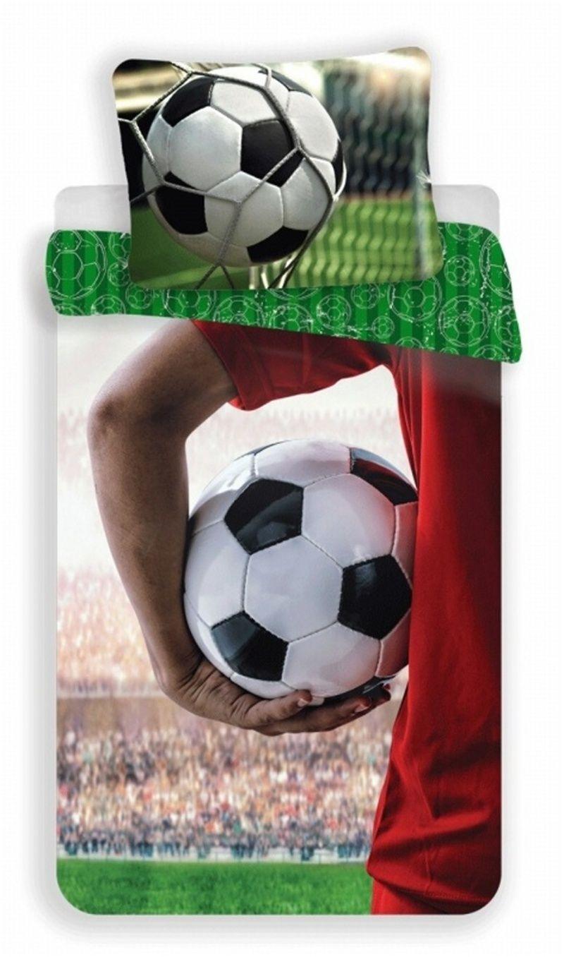 Povlečení fototisk Fotbal 02 Jerry Fabrics