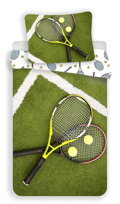Povlečení fototisk Tenis Jerry Fabrics