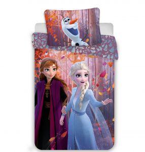 Povlečení Frozen 2 sister purple