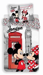Bavlněné povlečení MM in London Telephone