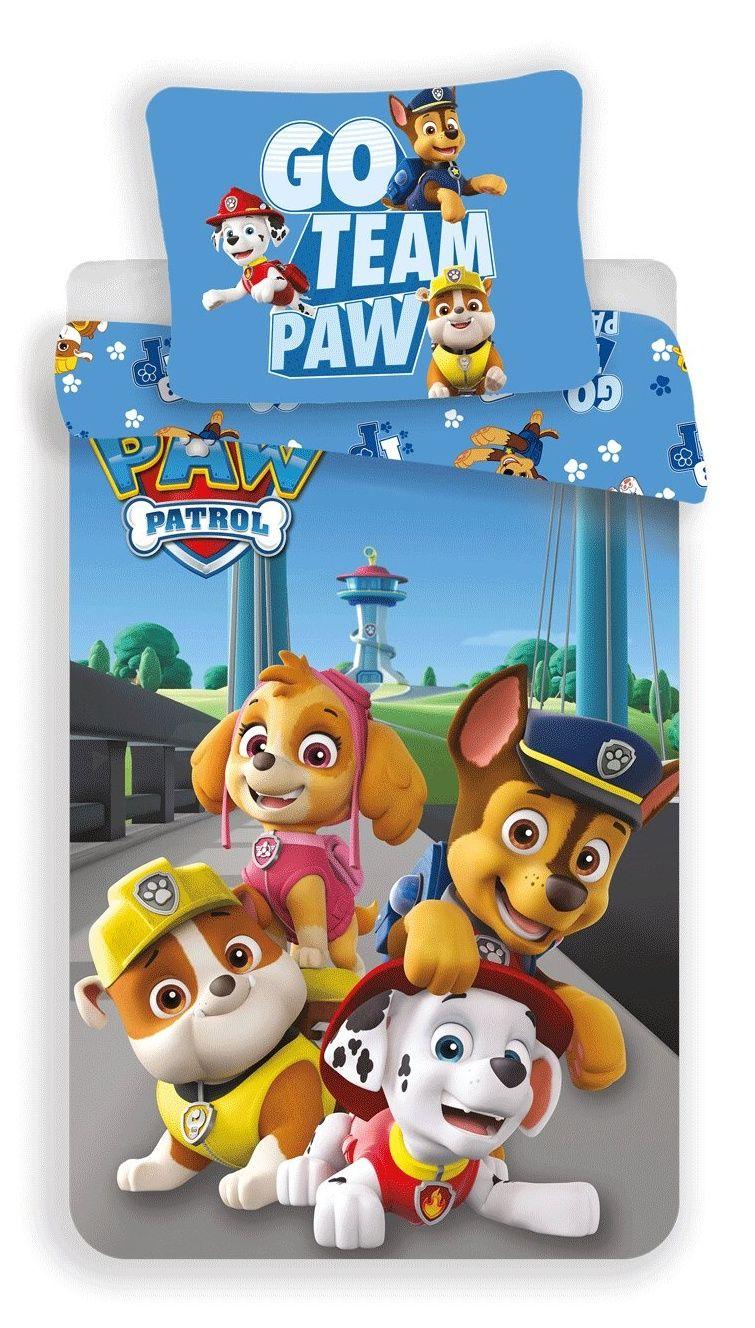 Povlečení Paw Patrol 161 Jerry Fabrics