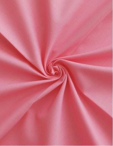 V romantické jemné barvě luxusní růžové saténové ložní povlečení, Dadka