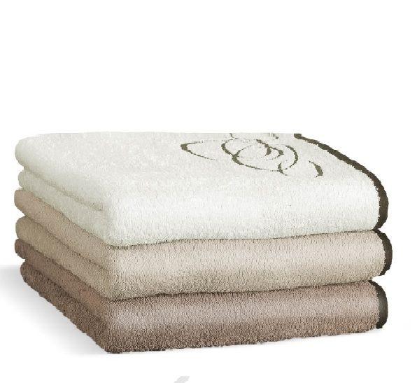 Ze 100% bavlny kvalitní ručník a osuška Nora elipsy 450g/m2, Veba