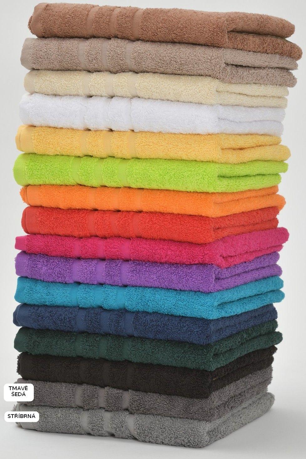 Velmi kvalitní ručník a osuška Sofie 400g/m2 - Profod