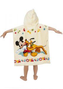 Pončo Mickey Mouse 2014 zezau