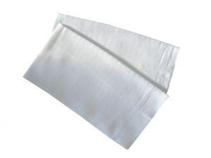 Bambusová plena 70x70 cm - bílá  (balení 5 ks)