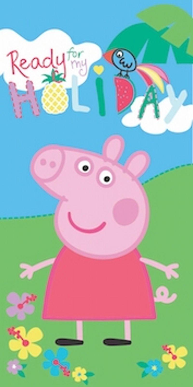 Osuška Peppa Pig 061 Jerry Fabrics