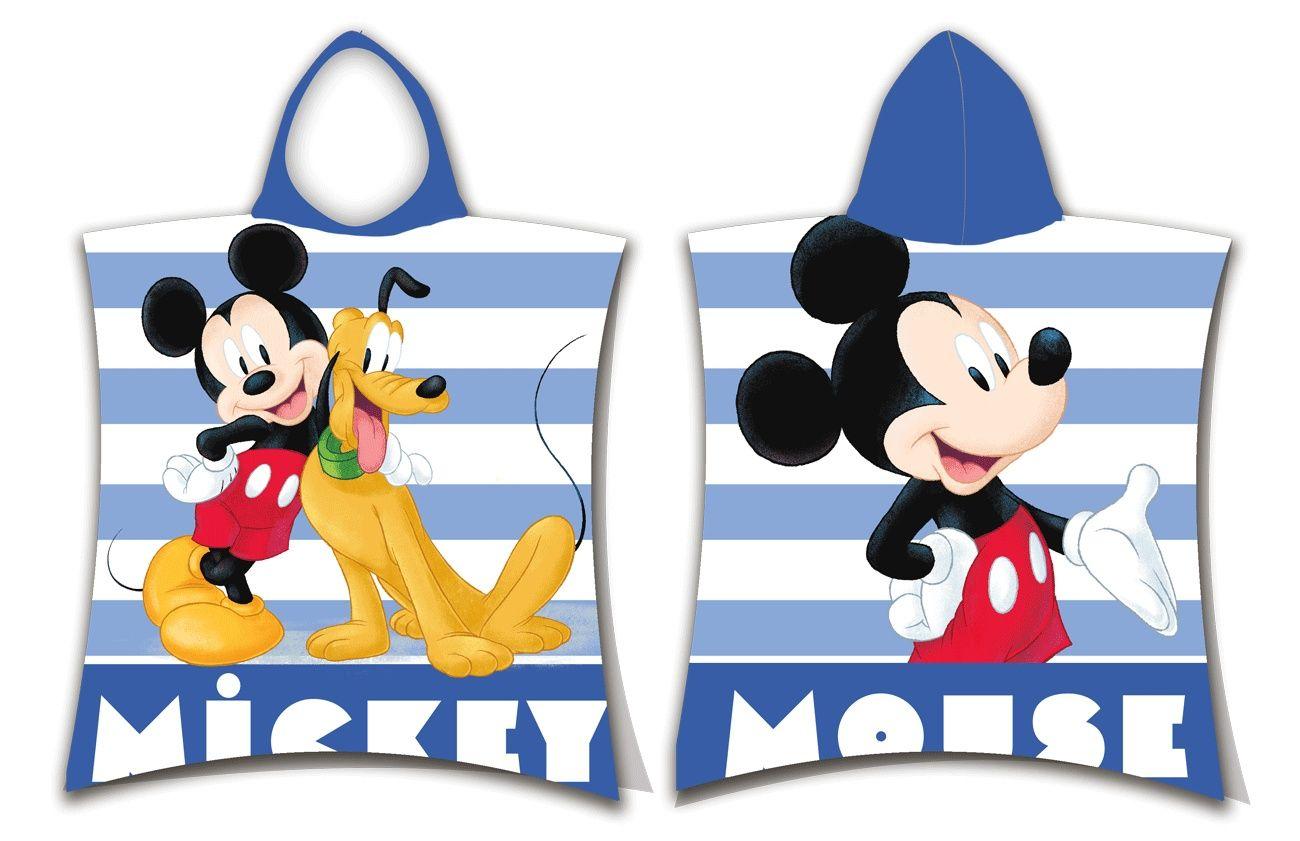 Pončo Mickey stripe Jerry Fabrics