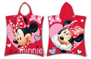 Pončo Minnie love
