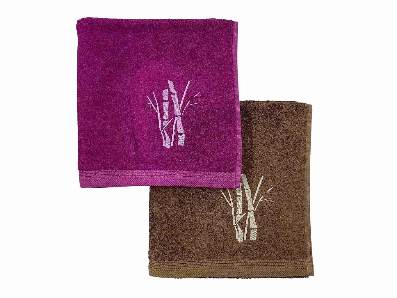 Bambusový ručník a osuška Boston 500 g/m2 Praktik