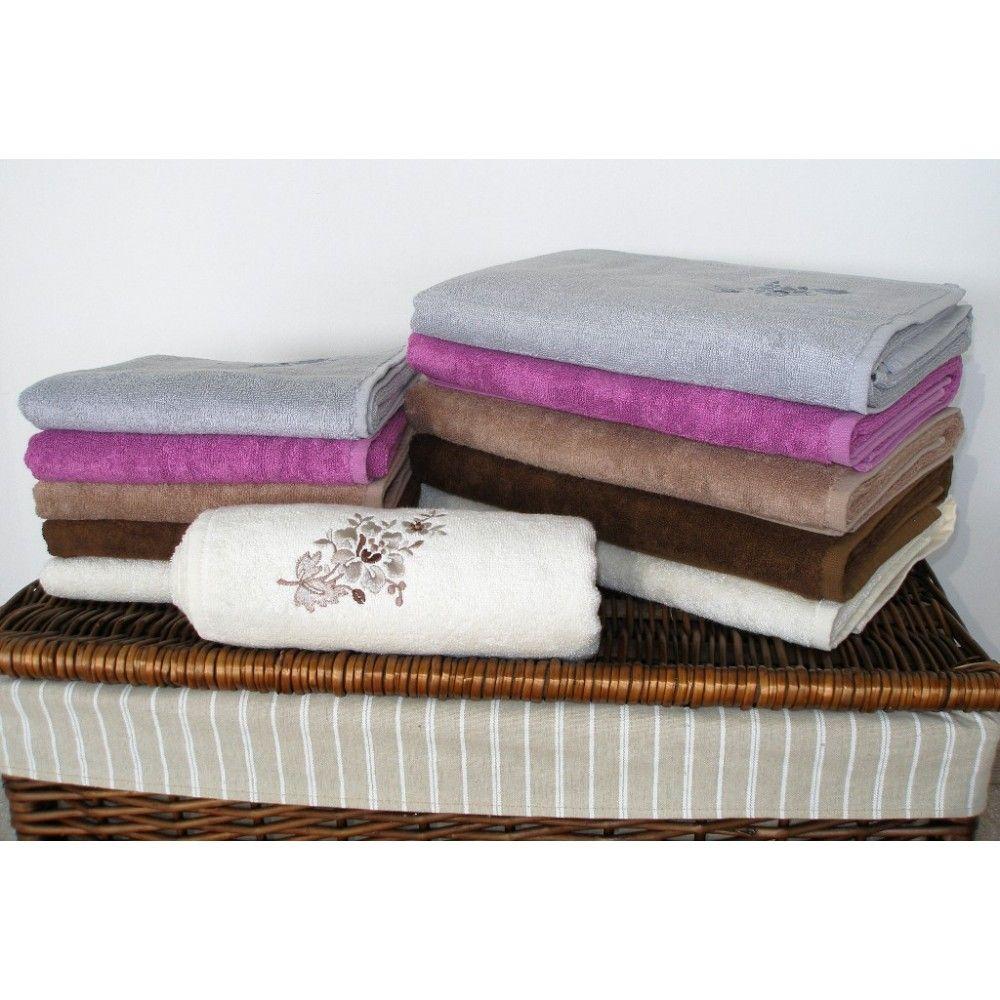 Z bambusu vysoce kvalitní ručníky a osušky Paloma 500 g/m2, Praktik