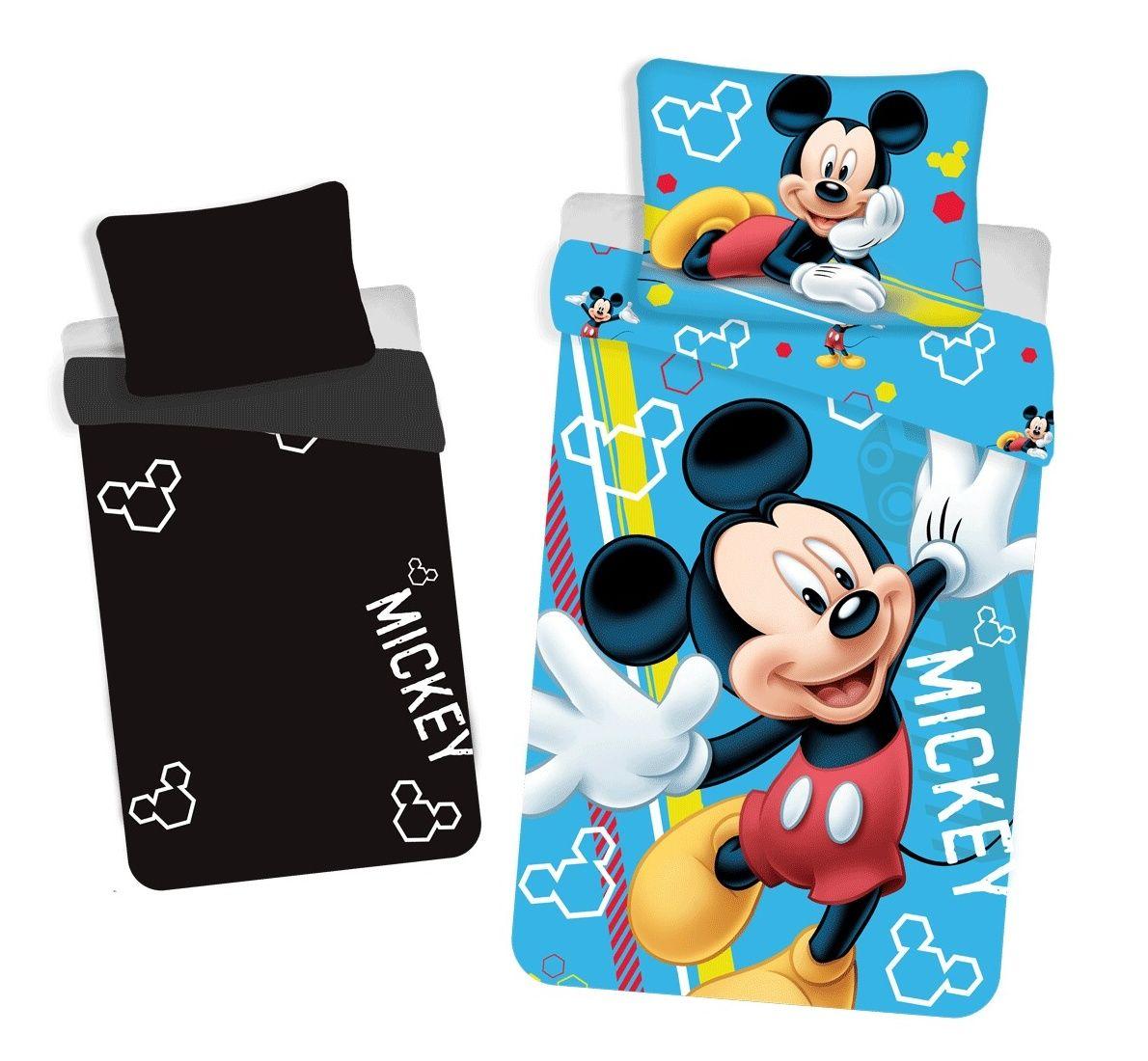 Povlečení Mickey svítící efekt Jerry Fabrics