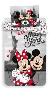"""Bavlněné povlečení MM in New York """"Love"""""""