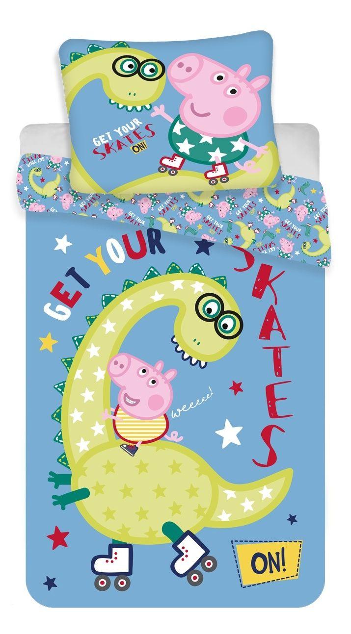 Dětské povlečení Peppa Pig Dino Jerry Fabrics