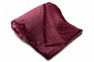 Deka MF UNI SLEEP WELL tmavě fialová