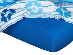 Kvalitní napínací jersey prostěradlo českého výrobce modř královská barvy, | rozměr 60x120 cm., rozměr 70x140 cm., rozměr 80x200 cm., rozměr 90x200 cm., rozměr 100x200 cm., rozměr 120x200 cm., rozměr 140x200 cm., rozměr 160x200 cm., rozměr 180x200 cm., rozměr 200x200 cm., rozměr 200x220 cm., rozměr 100x220 cm., rozměr 120x220 cm., rozměr 140x220 cm., rozměr 160x220 cm., rozměr 180x220 cm., rozměr 220x220 cm., rozměr 35x75 cm., rozměr 80x140 cm., rozměr 80x220 cm., rozměr 90x220 cm.