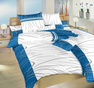 Povlečení bavlna Tenerife modré