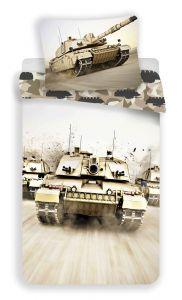 Povlečení fototisk Tank   140x200, 70x90 cm
