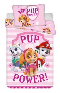 Disney povlečení do postýlky Paw Patrol 122 baby | 100x135, 40x60 cm