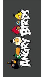 Osuška Angry Birds Hang around 75/150 cm