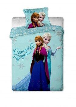 Povlečení Disney - Frozen sisters