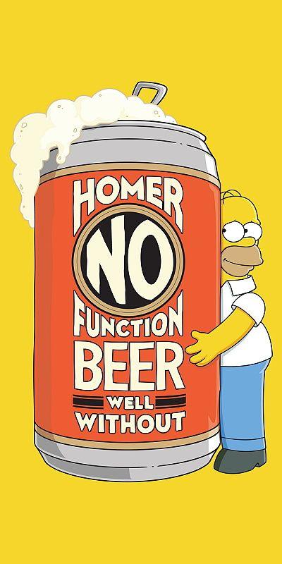 Osuška Simpsons Homer - 75 x 150 cm rozměr 75x150 cm.