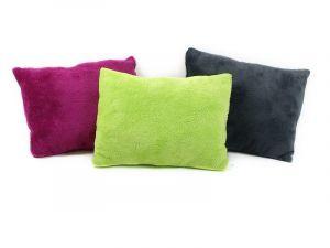 Plněný soft polštářek 50/40 - výběr z mnoha barev