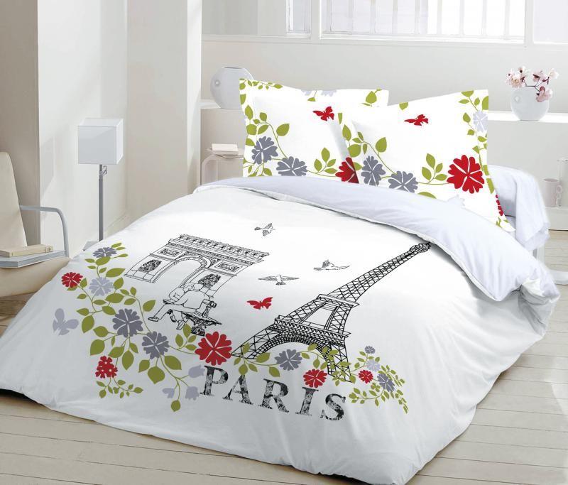 Bavlněné ložní povlečení PARIS PANEL