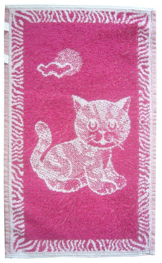 Dětský ručník - Kotě ostružinové, Frotex
