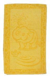 Dětský ručník - Slůně žluté