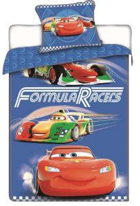 Bavlněné povlečení Disney Cars racers