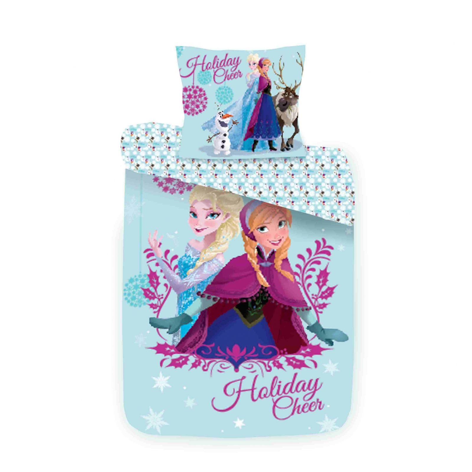 Dětské bavlněné ložní povlečení Disney - Frozen 2016