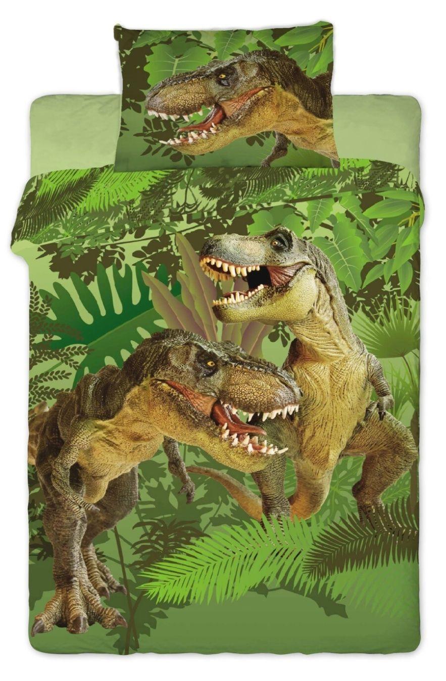 Dětské bavlněné ložní povlečení Dinosaur 2016